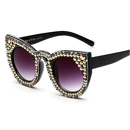 Peggy Gu Lindos Ojos de Gato de Cristal Gafas de Sol para ...