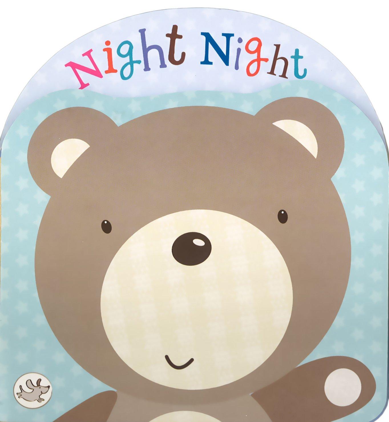Night Night Shaped Foam Book (Little Learners) PDF