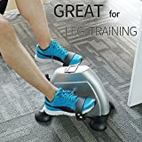Mini Exercise Bike Portable Home Pedal Exerciser