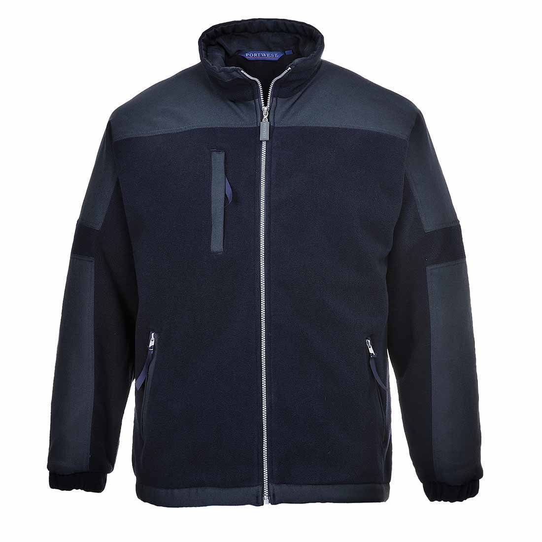 TALLA Medium. Portwest S665 - Mar del Norte Fleece, color Armada, talla Medium