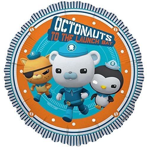Kwazii Octonauts Costume (The Octonauts Party Supplies - Foil Balloon)