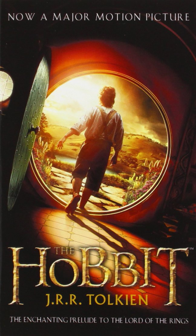 J R R Tolkien 4 Book Boxed Set The Hobbit And The Lord Of The