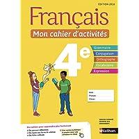 Français - Mon cahier d'activités - 4e