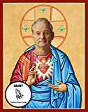 Bill Murray Celebrity Prayer Candle - Funny Saint