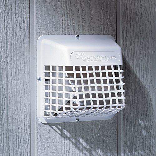 Deflecto universal bird guard fits to vents