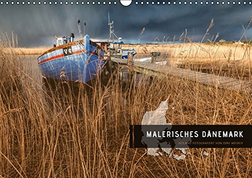 Malerisches Dänemark (Wandkalender 2016 DIN A3 quer): Jütland fotografiert von Dirk Wiemer (Monatskalender, 14 Seiten) (CALVENDO Natur)