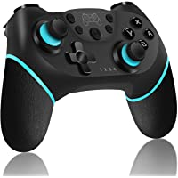Wireless Pro Controller for Nintendo Switch, ASTARRY Wireless Gamepad with Gyro Axis (Turbo Buttons) Compatible with…