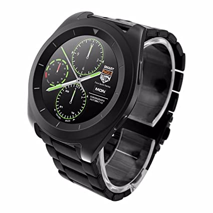Amazon.com: Bluetooth Smart Watch G6 Heart Rate Monitor ...