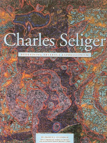 Charles Seliger Francis Abstract Painting