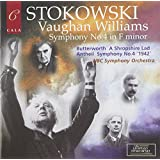 Ralph Vaughan Williams: Symphony No.4 in f minor / George Antheil: Symphony No.4