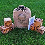 Snake Eyes Yard Dice, Active Play Set, Educational Toys, 2017 Christmas Toys