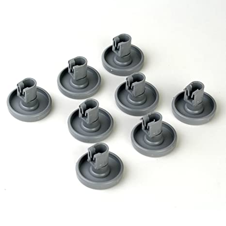 8 cesta ruedas bajo cesta inferior ruedas ruedas lavavajilla ...