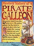 img - for Mystery History:Pirate Galleon by Fred Finney (1996-09-01) book / textbook / text book