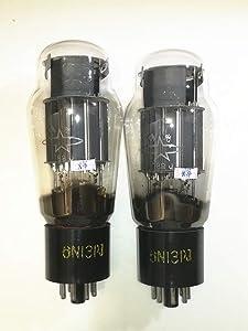 Shuguang Brand 6N13P J Level Vacuum Tube VaIve Black case Instead of 6AS7 5998 A1834 6H13C 6N5P 6080 Made in 60s for HiFi Hi-end Amplifier Audio Senior Player Headphone Pro-amp Fever Acoustic DIY Lab