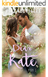 Dear Kate (The Letters Book 1)