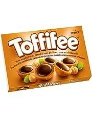 Toffifee Whole Hazelnut in Nougat Cream Filled Caramell ( 125 G / 15 Pcs )