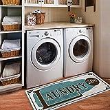 cabinets for laundry room USTIDE Laundry Rug Runner Nonslip Rubber Mat Floor Runner Durable Carpet Waterproof Restaurant Rug