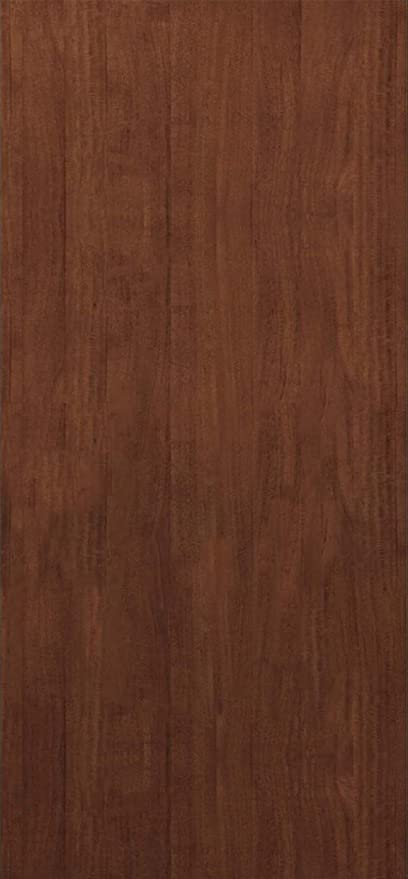 Planum 0010 Interior Door Slab 30u0026quot; X 80u0026quot; Closet Sliding Flush  Wood Walnut Modena