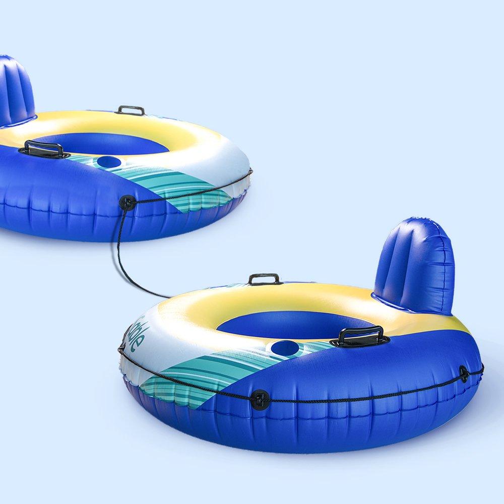 Sable Rueda Hinchable Flotador Gigante para Piscina