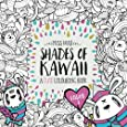 Shades of Kawaii: Volume 2: A Cute Colouring Book
