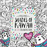 Shades of kawaii volume 3 a cute colouring book amazon Mythographic animals coloring book