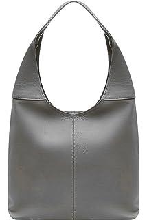 c706701e59 Handbag Bliss Italian Leather Soft Slouch Shoulder Bag Handbag Lg (New  Style)