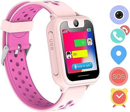 Amazon.com: LDB Direct Kids Smartwatches - Children GPS/LPS ...