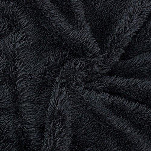 Versión coreana de la marea Tejido de punto Gorro de lana Invierno Plus  pelusa Mantener caliente 56c6655612b