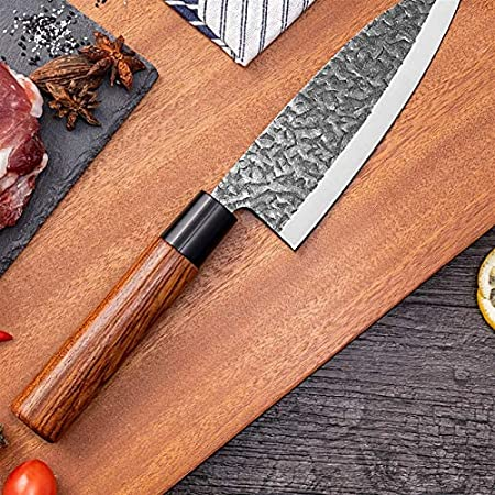 Profesional japonés cocinero cocina cuchillo salmón sushi sashimi salmón pescado fileteando cuchillos de acero inoxidable cuchillo cuchillo cuchillos de cocina cuchillos bloques cuchillos bloque juego