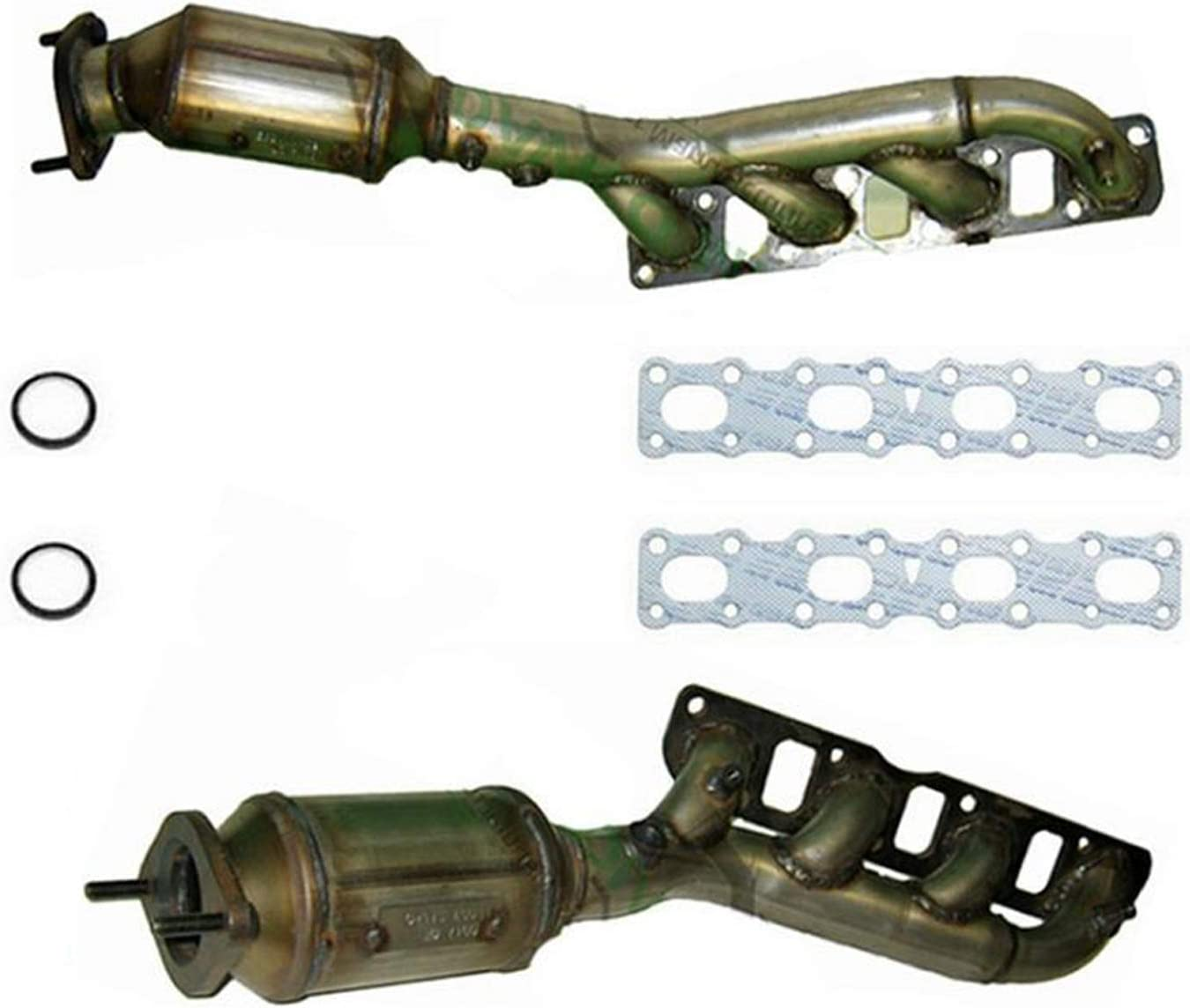 New Manifold Catalytic Converters for Infiniti QX56 04-10 for Nissan Titan 04-13