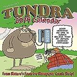 Tundra 2019 Wall Calendar