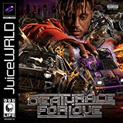 "After going over 10 times platinum with his debut record, Juice WRLD is back to release his sophomore album, Death Race For Love. This album's first two singles, ""Robbery"" and ""Hear Me Calling"", debuted at #31 and #24 respectively on the Bill..."
