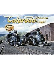 Colorado Narrow Gauge 2017 Calendar