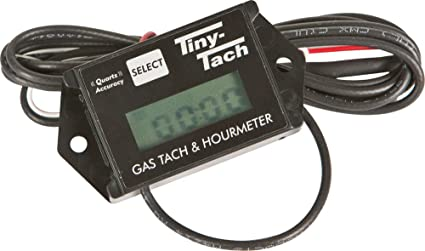 Tachometer With Hour Meter : Rpm gauge tachometer with hour meter jinma tractor parts farm
