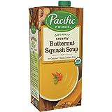 Pacific Foods Creamy Butternut Squash Soup, Organic, 32 Fl Oz