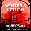 Winter's Return (Guy Winter Mysteries Book 4) Audiobook by James Philip Narrated by Melanie Fraser