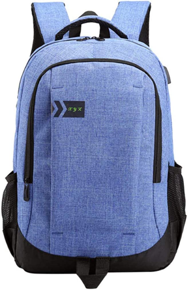 Nylon Womens Mens Large Capacity Laptop Bag Shoulders Student Backpacks Gift Fashion