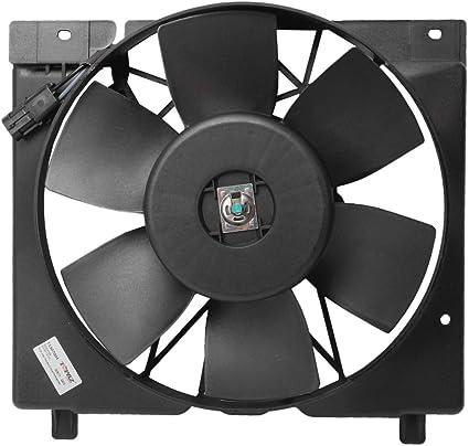 Topaz 52005748 Ventilador Motor enfriamiento: Amazon.es: Coche y moto