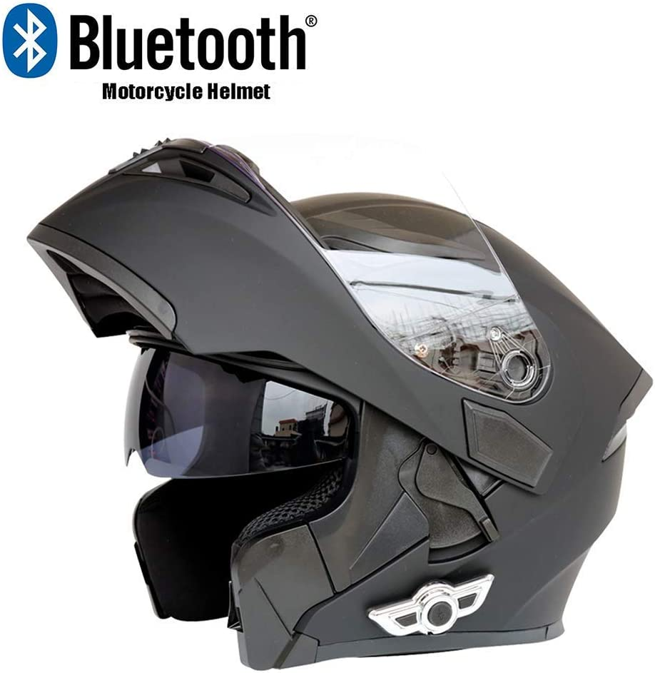 casco para motos con bluetooth integrado madrid