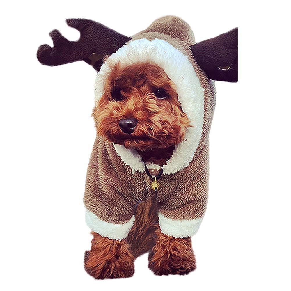 NIBESSER Hunde Kost/üme Hundebekleidung Hot Dog Halloween Bekleidung Haustier Hunde Katze
