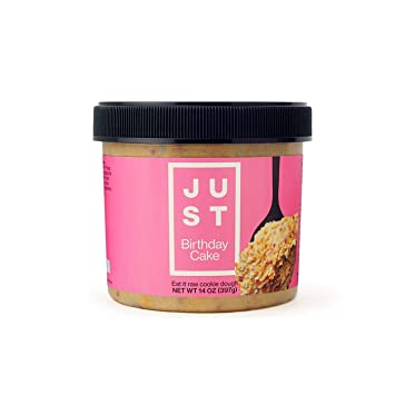 Amazon.com: Just Cookie Dough, Birthday Cake, Reefer, 14 Ounce