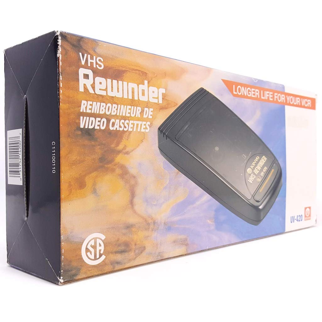 Kinyo VHS Rewinder UV-420