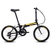 Bicicleta Plegable STREET 20 SHIMANO 6 velocidades, Aluminio