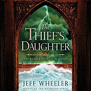 The Thief's Daughter Audiobook