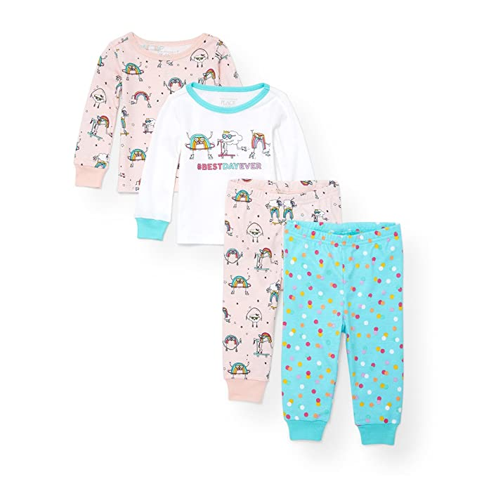 c26e826aa Amazon.com  The Children s Place Baby Girls  Spring to Summer 4 ...