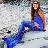 Sun Tails Mermaid Tail + Monofin for Swimming