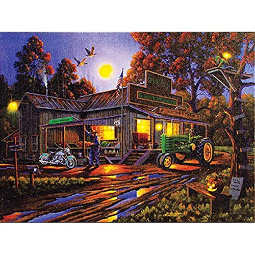 "Ohio Wholesale 20"" Lighted Canvas Art Print of Halloween ..."
