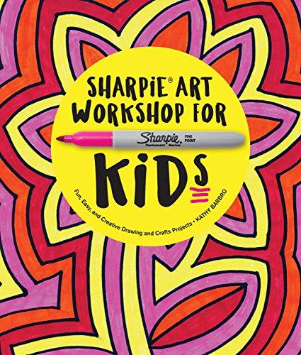 Top 2 best sharpie art workshop for kids paperback 2019