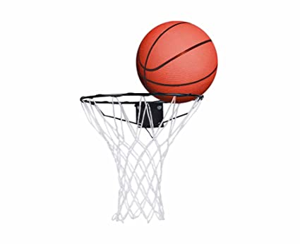 Amazon.com: Charles Bentley – Juego de baloncesto Anillo Aro ...