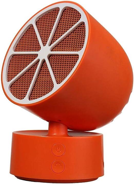 GXDHOME Calefactores Mini Calentador rápido, Ventilador eléctrico ...